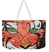 Growling Tiger Weekender Tote Bag