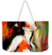 Growth And Inspiration Weekender Tote Bag