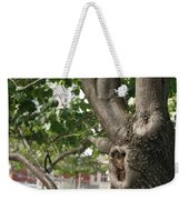 Growth On The Survivor Tree Weekender Tote Bag
