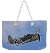 Grumman Tbm-3e Avenger Weekender Tote Bag by Tommy Anderson