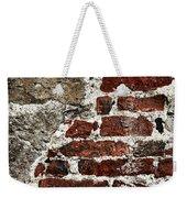 Grunge Brick Wall Weekender Tote Bag