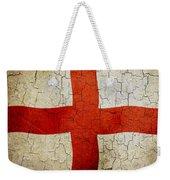 Grunge England Flag Weekender Tote Bag