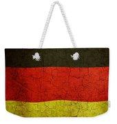 Grunge German Flag Weekender Tote Bag