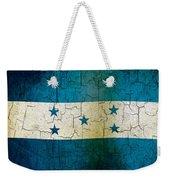 Grunge Honduras Flag Weekender Tote Bag