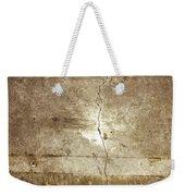 Grunge Wall Weekender Tote Bag