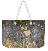 Grungy Cement Wall Weekender Tote Bag
