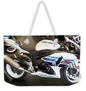 Gsxr1000 In Motion Weekender Tote Bag