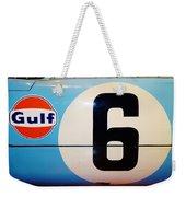 Gt40 Side View Weekender Tote Bag