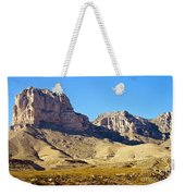 Guadalupe Peaks Weekender Tote Bag