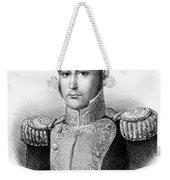 Guadalupe Victoria (1789-1843) Weekender Tote Bag