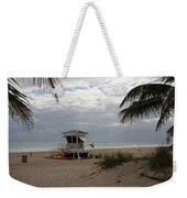 Guarded Area Weekender Tote Bag