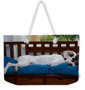 Guard Dog Weekender Tote Bag