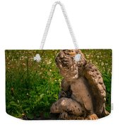 Guardian Angel Weekender Tote Bag by Jean Noren