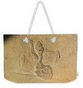 Guardian In The Stone Weekender Tote Bag