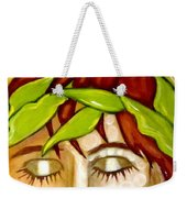 Guardian Of Nature Weekender Tote Bag