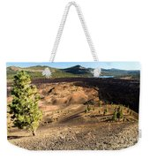 Guardian Of The Dunes Weekender Tote Bag
