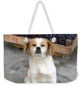 Guardian Of The Grapes Weekender Tote Bag