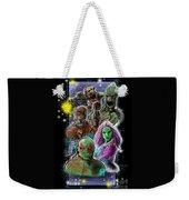 Guardians Of The Galaxy Weekender Tote Bag