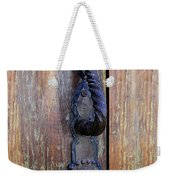 Guatemala Door Decor 4 Weekender Tote Bag