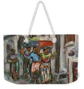 Guatemala Impression V - Left Hand 1 Weekender Tote Bag
