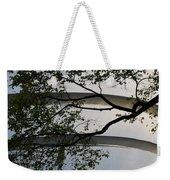 Guggenheim And Trees Weekender Tote Bag