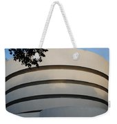 Guggenheim In The Round Weekender Tote Bag
