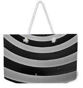 Guggenheim Museum - Nyc Weekender Tote Bag