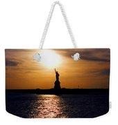 Guiding Light Weekender Tote Bag by Joann Vitali