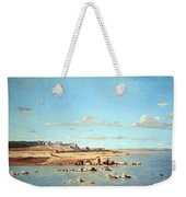 Guigou's Washerwomen On The Banks Of The Durance Weekender Tote Bag