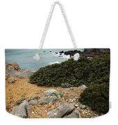 Guincho Cliffs Weekender Tote Bag