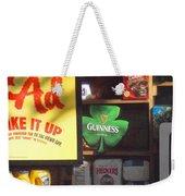 Guiness In The Window Weekender Tote Bag