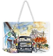 Guinness Delivery In Howth Weekender Tote Bag
