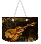 Guitar Autumn 1 Weekender Tote Bag