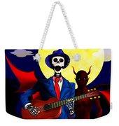 Guitar Man Upstairs Weekender Tote Bag