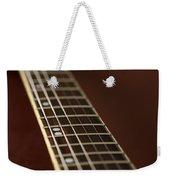 Guitar Neck Weekender Tote Bag