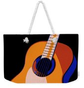Guitar Of Colors Weekender Tote Bag
