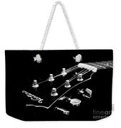 Guitar Ventura Head Stock 1 Weekender Tote Bag