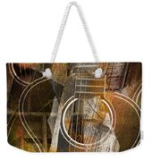 Guitar Works Weekender Tote Bag