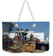 Gulf Coast Oyster Industry Weekender Tote Bag