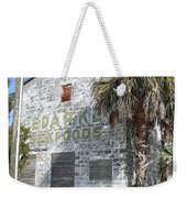 Gulf Coast Warehouse Weekender Tote Bag