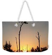 Gulf Shores Sunset Weekender Tote Bag