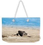 Gull At Lido Beach Iv Weekender Tote Bag