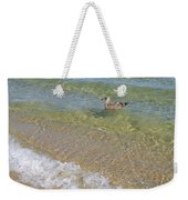 Gull Floating Weekender Tote Bag