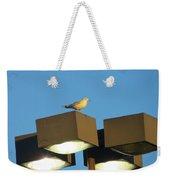 Gull On Guard Weekender Tote Bag