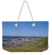 Gull Perch Weekender Tote Bag