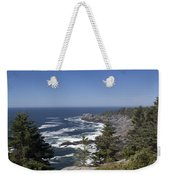 Gull Rock And Burnt Head Weekender Tote Bag
