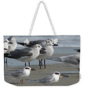 Gulls And Terns Weekender Tote Bag