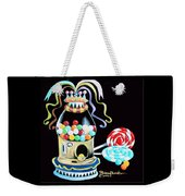 Gumball Machine And The Lollipops Weekender Tote Bag
