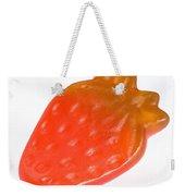 Gummy Strawberry Weekender Tote Bag