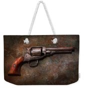 Gun - Police - Dance For Me Weekender Tote Bag